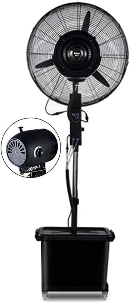 Ventilador Nebulizador Altura del Ventilador de enfriamiento del ...
