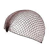 100+10 Disposable Hair Nets 24inch Nylon Honeycomb