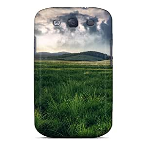 New Design Shatterproof DAa7080aJuy Case For Galaxy S3 (spring Scenery)