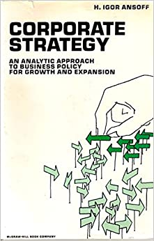 Ansoff Corporate Strategy Pdf Download