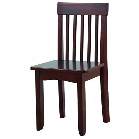 Sensational Kidkraft Avalon Chair For Children Espresso Ncnpc Chair Design For Home Ncnpcorg