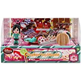 Disney Wreck-It Ralph Exclusive Vanellope Von Schweetz Racer