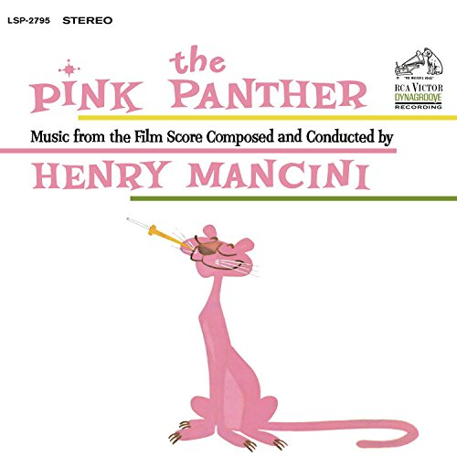 Vinilo : Henry Mancini - Pink Panther (Music from the Film Score) (Colored Vinyl)