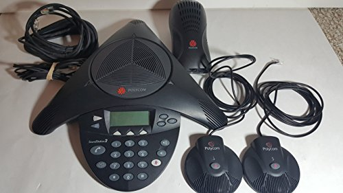 Polycom Soundstation Ex Mic Pods - 3
