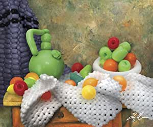 Homage to Cezanne: Fruit Bowl Note Card