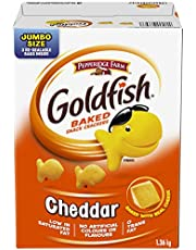 Goldfish Cheddar Crackers, 1.36kg