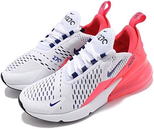 size 40 16f95 4d06e Nike Women's W AIR MAX 270, White/Ultramarine-Solar RED ...