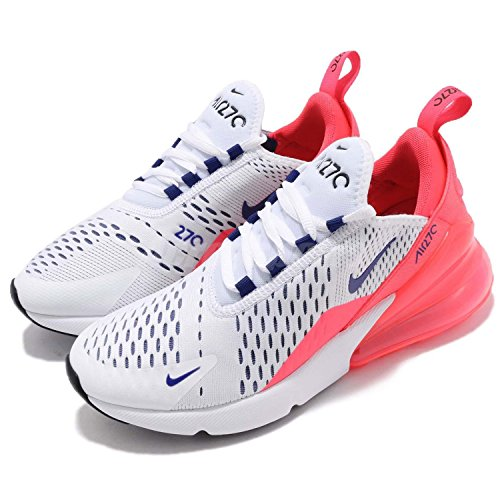 da 101 NIKE Max Air so White Donna 270 Fitness Scarpe W Ultramarine Multicolore ZqX4qxnT