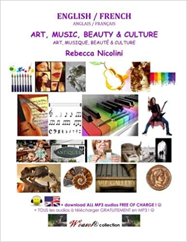 Amazon com: English / French : Art, Music, Beauty & Culture: color