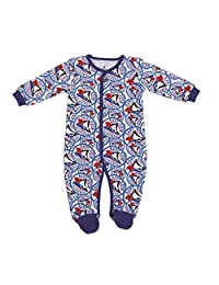 MLB Toronto Blue Jays Emblem Licensed Uniform Baby Sleeper / Jumper