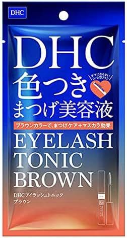 DHC Eyelash Tonic Brown 6g