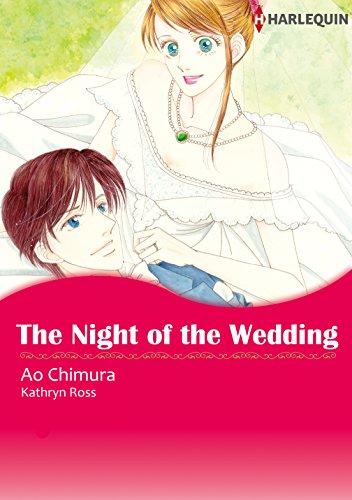 the wedding harlequin comics