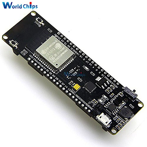 Amazon.com - WiFi + Bluetooth Battery ESP32