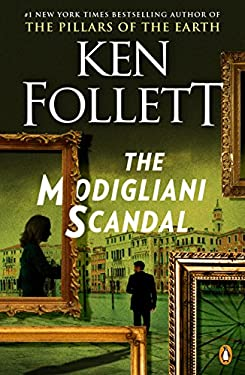 The Modigliani Scandal: A Novel