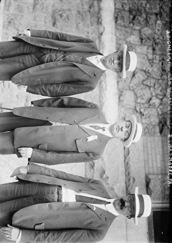 early 1900s photo Wm. H. Hackenberg, Pa. & Zibat. Moore, Pa. Quality Reproduction Black & c3