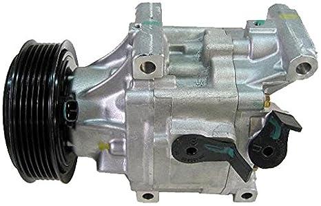 BEHR HELLA SERVICE 8FK 351 340-511 Compresor, aire acondicionado: Amazon.es: Coche y moto