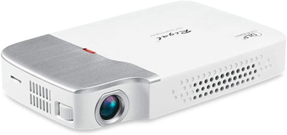 FULANTE Pico Projector, DLP Projector Proyector portátil Home ...