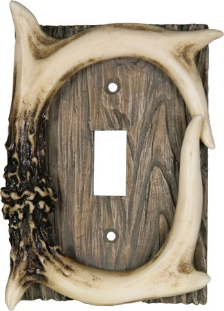 Rivers Edge Products Deer Antler Single Switch Ele…
