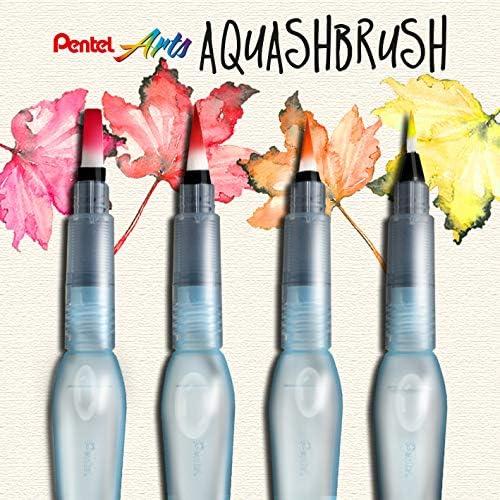 Pentel Japan Aquash Waterbrush Water Brush Pen Medium