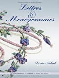 Lettres & monogrammes