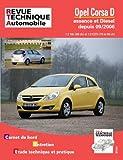 Rta B725.5 Opel Corsa >09/06 Ess 1.2+ Diesel 1.3cdti