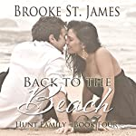 Back to the Beach: Hunt Family, Book 4 | Brooke St. James