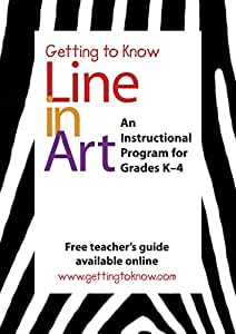 Getting to Know All About Line in Art DVD, 17 min, Grade K - 4