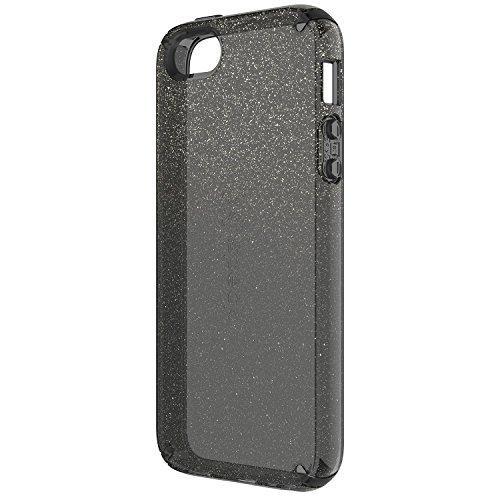 Speck CandyShell harte Schutzhülle für Apple iPhone 5/5S/5SE klar/glänzendes onyx gold