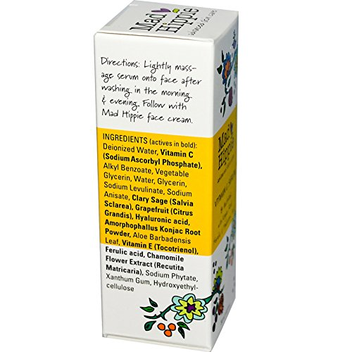 Mad Hippie Vitamin C Serum 30 milliliters (2 Pack)