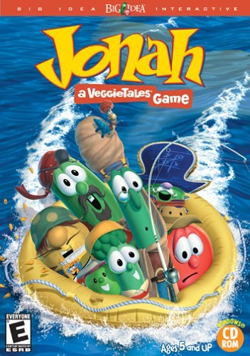 Jonah: A VeggieTales Game - PC by ValuSoft