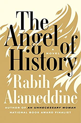 book cover of Angel of History