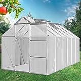 Jago Serra giardino orto 5,9 m² in alluminio