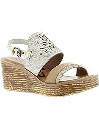 1b76b85ee2cf Women s Hippie Wedge Sandal