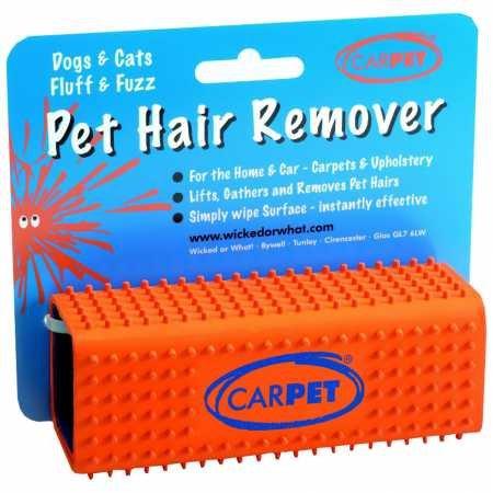 The CarPet Pet Hair Remover (Hunter Settee)