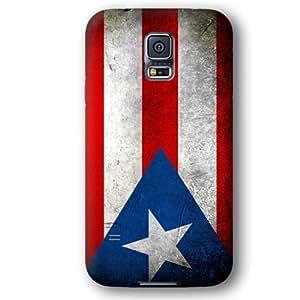 Puerto Rico Flag Case for Samsung Galaxy S5 Slim Phone Case