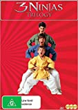 the 3 ninjas - 3 Ninjas Trilogy (3 Ninjas Kick Back/3 Ninjas Knuckle Up/3 Ninjas: High Noon at Mega Mountain)