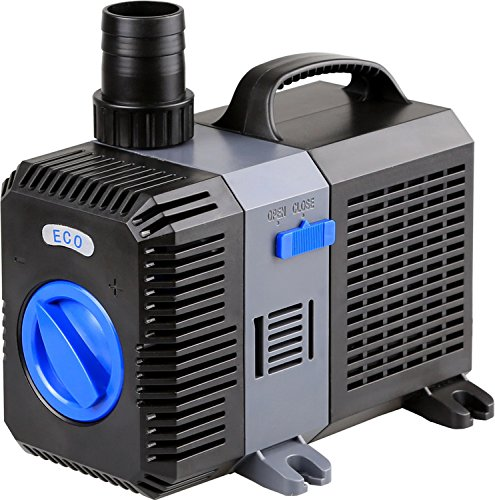 (Sunsun CTP-6000 Frequency Variation Submersible Pond Pump Extremely Efficient and Eco)