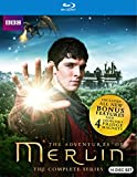 Merlin: The Complete Series on DVD & Blu-ray Nov 4