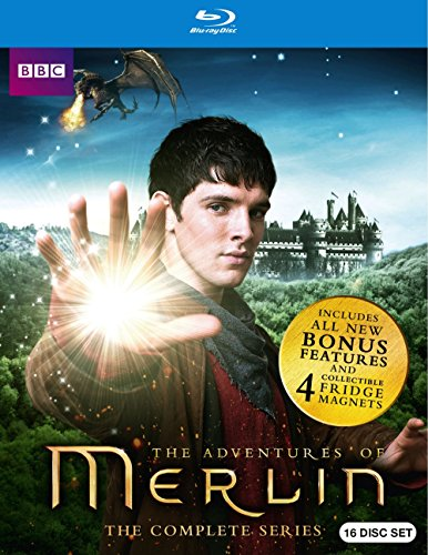 Merlin: The Complete Series (BD) [Blu-ray] by BBC