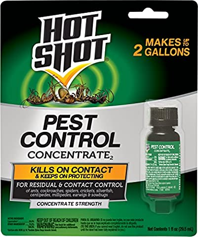 Hot Shot Pest Control Concentrate2 (HG-96376) (1 fl oz) (Pest Control)