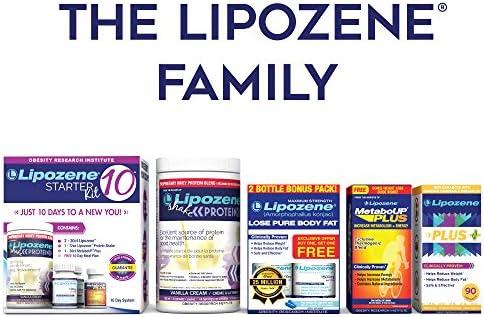 Lipozene Weight Loss Pills (2 Bottles / 120 Count Mega Bottle Bundle) 8