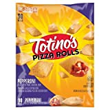 TOTINO'S PIZZA ROLLS PEPPERONI 44 OZ PACK OF 2