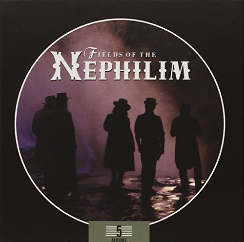 Fields of the Nephilim - Unknown Album (19082002 231617) - Zortam Music