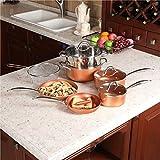 Kitchen Academy 10 Piece Nonstick Image