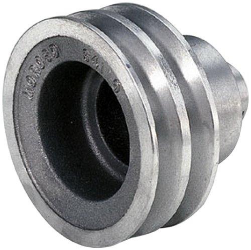 Camaro Crankshaft Pulley - Moroso 64110 2-Groove Crankshaft Pulley