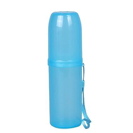 donfohy Kit de viaje portátil neceser de viaje, incorpora una combinación de pasta de dientes