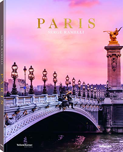 Paris... so familiar and yet surprising. In pastel shades and dazzling details like the palette of French Impressionism, Serge Ramelli presents a unique and personal photo homage to the City of Lights. With romance and history in her blood, Paris sho...