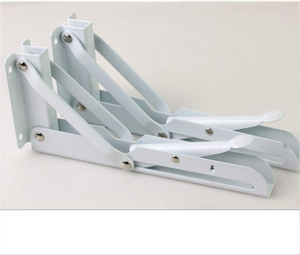 Servicio Pesado Resistente al Desgaste HRD Soporte de Estante Plegable Tipo K m/énsula de Soporte de la Consola Soporte Fijo de Pared