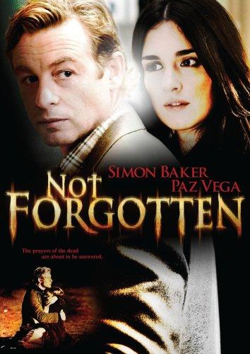 Not Forgotten (Simon Baker Dvd)