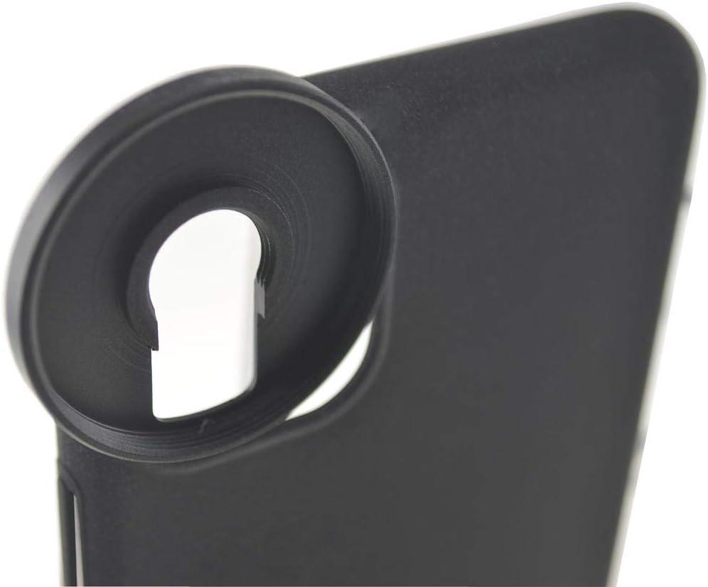 Juego de Lentes 5 en 1 para iPhone 11 Pro Filtro Gris Vario de 37 mm, con Rosca SYSTEM-S